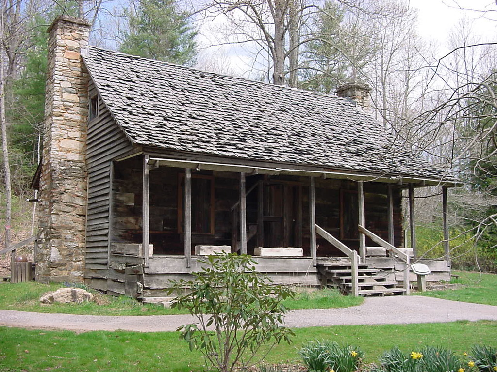Cradle of Forestry - First Ranger's House