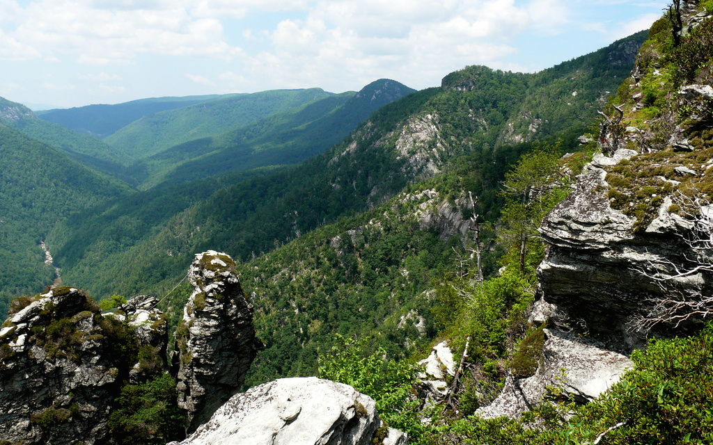 Grandfather Ranger District - Linville Gorge