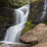 Cedar Rock Falls NC – Pisgah National Forest
