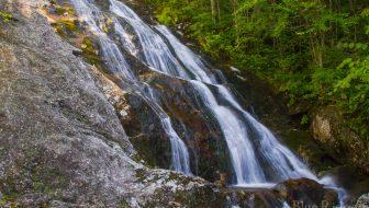 Upper Bubbling Spring Branch Falls