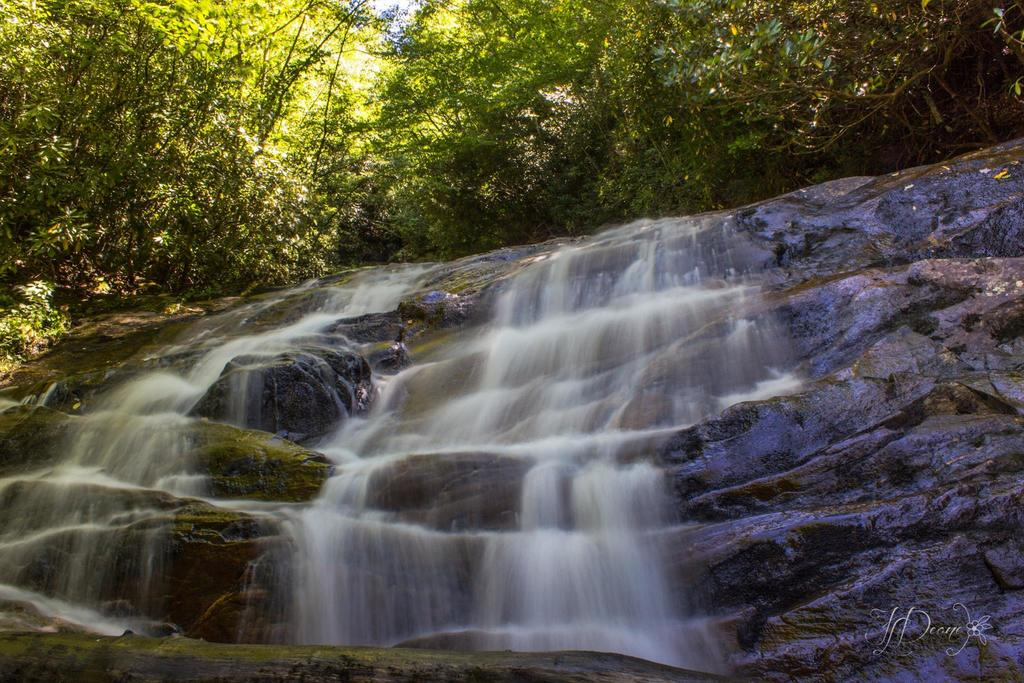 Lower Sam Branch Falls