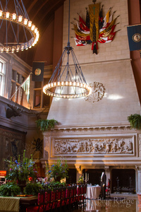 Biltmore Estate Dining Hall