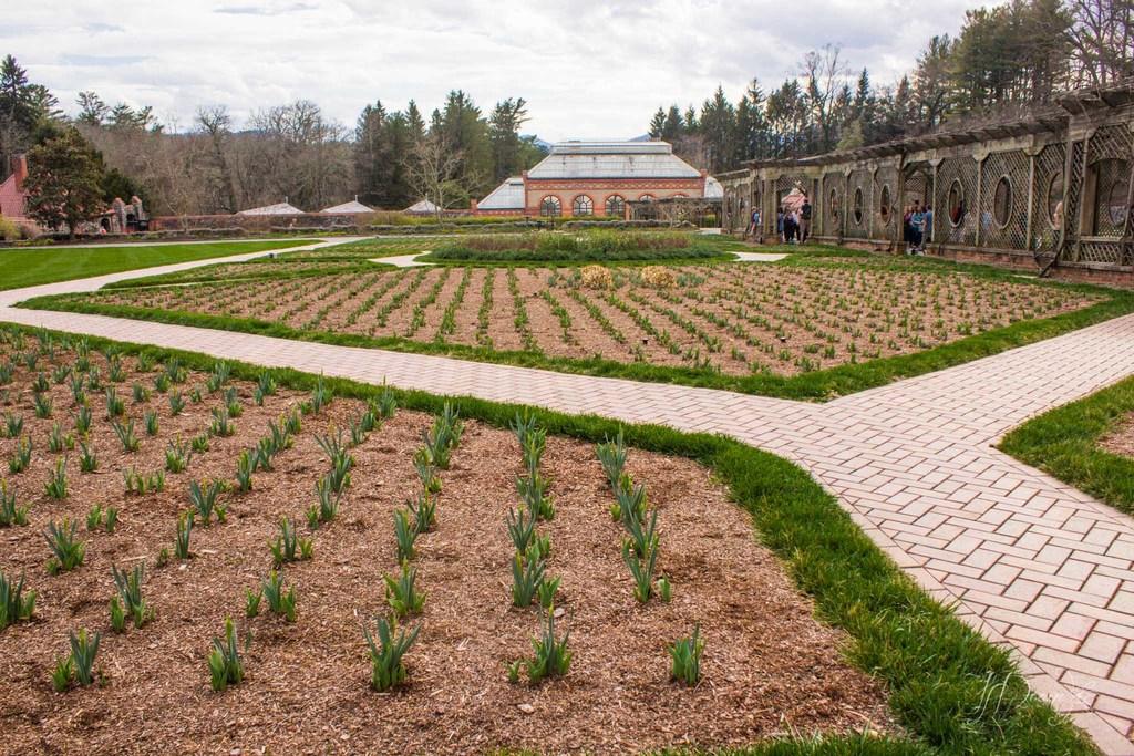 Biltmore Gardens Walled Garden