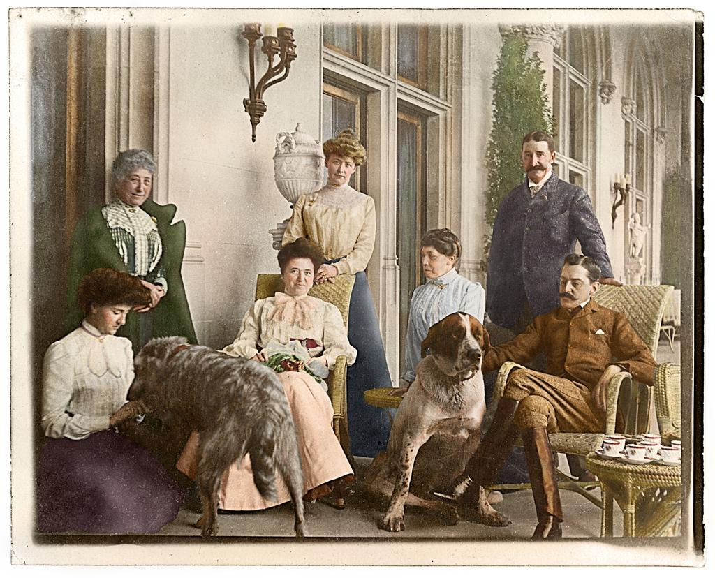 A Vanderbilt House Party