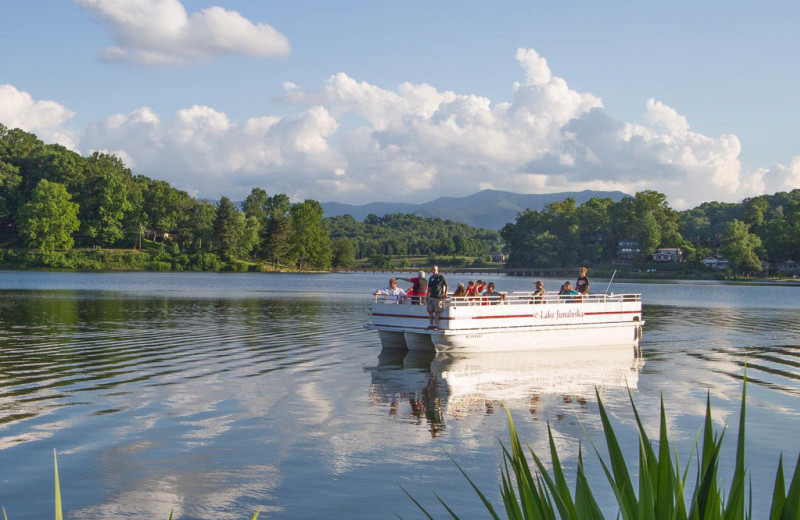 Lake Junaluska Boat Tour