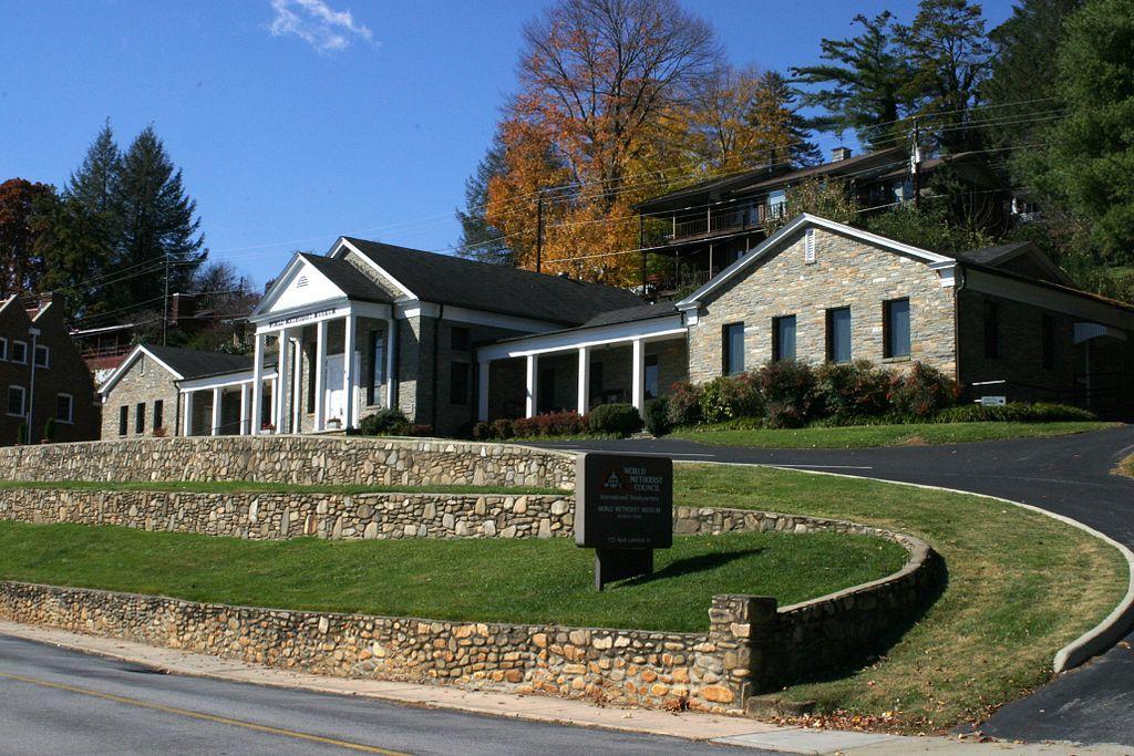 World Methodist Museum Exterior Photo