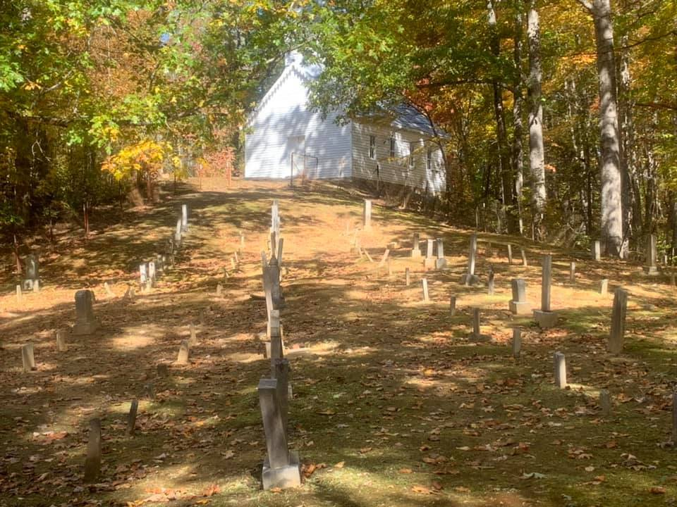 Little Cataloochee Baptist Church and Cemetery
