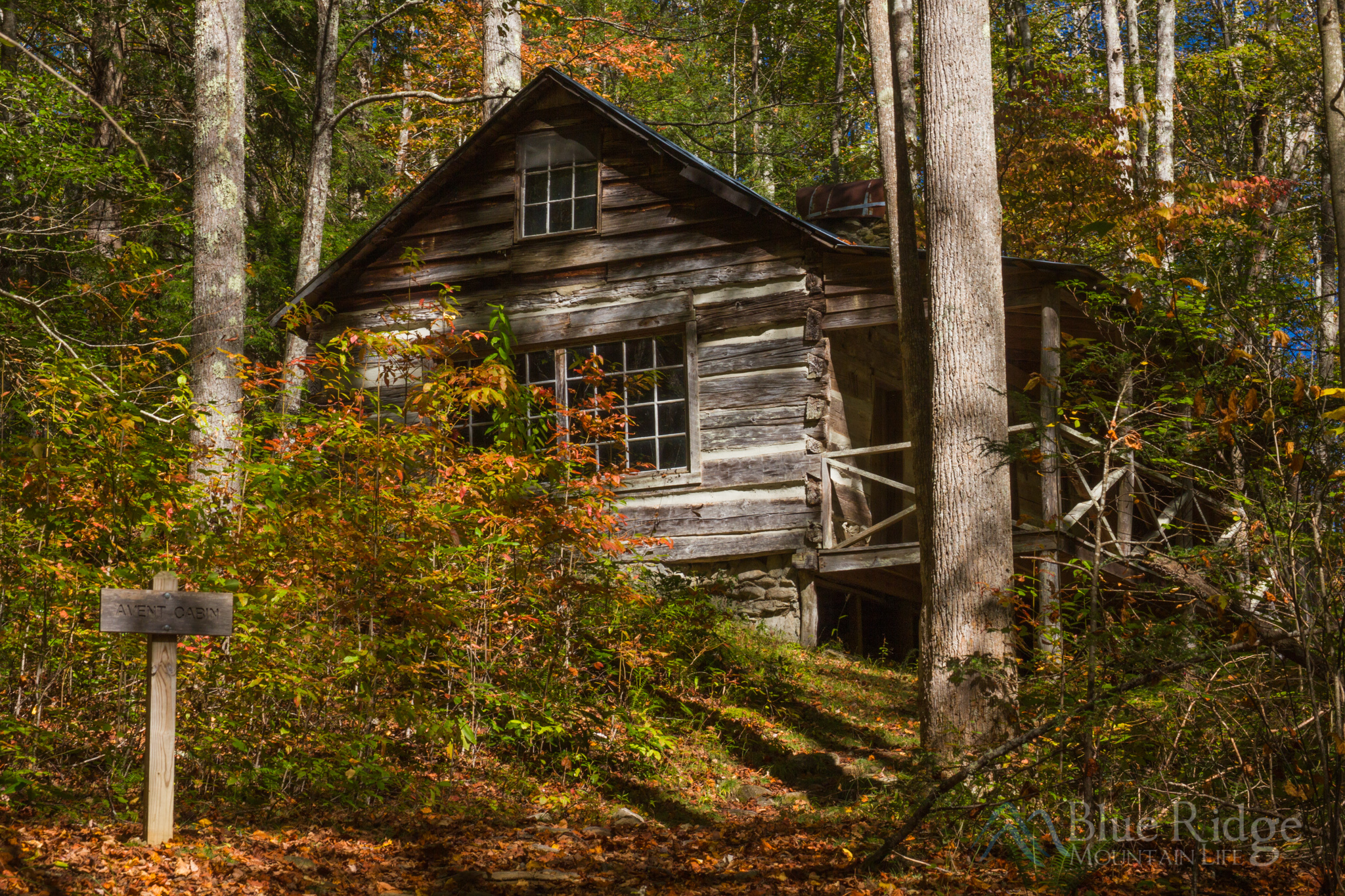 Avent Cabin on Jakes Creek Trail