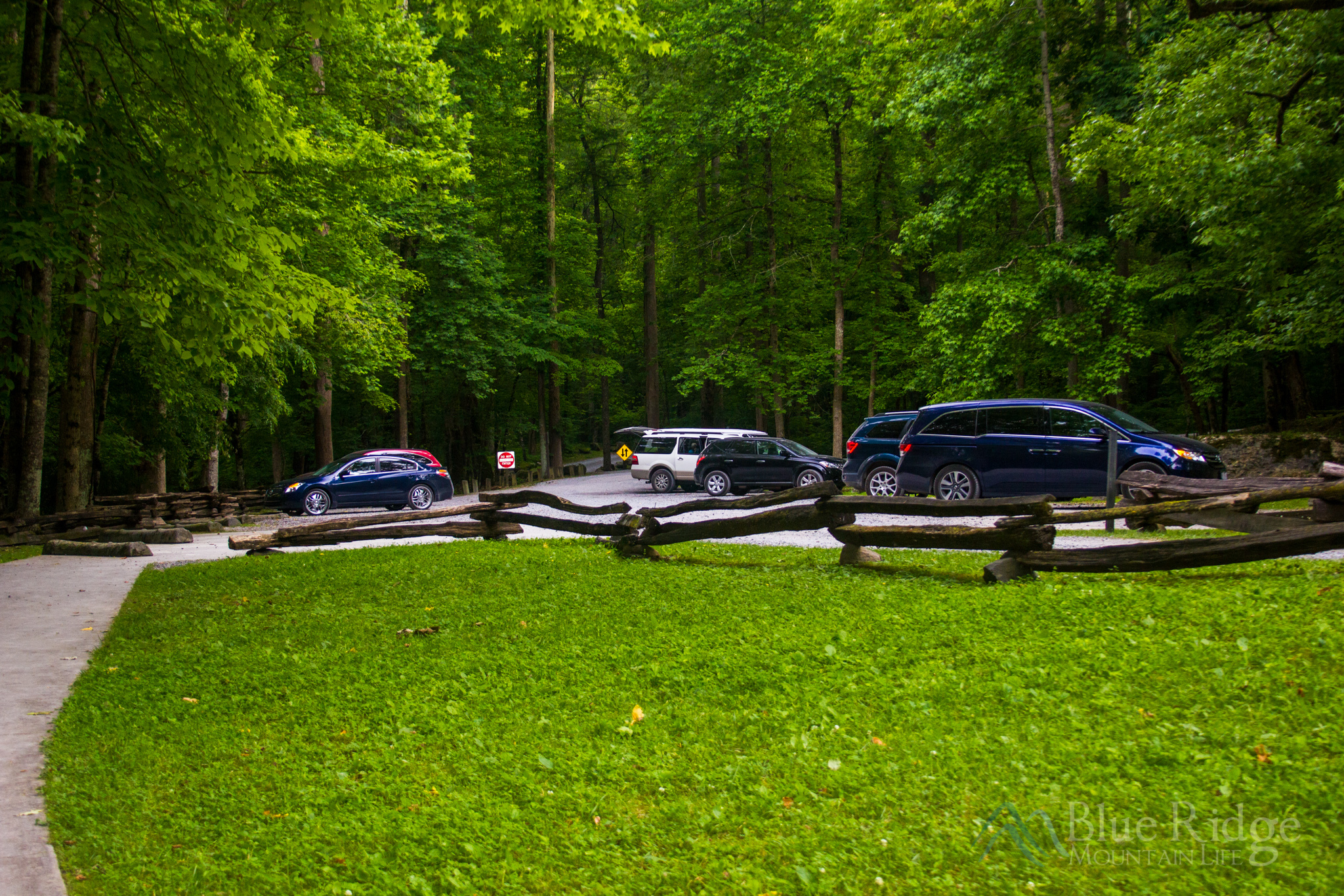 Big Creek Parking Area