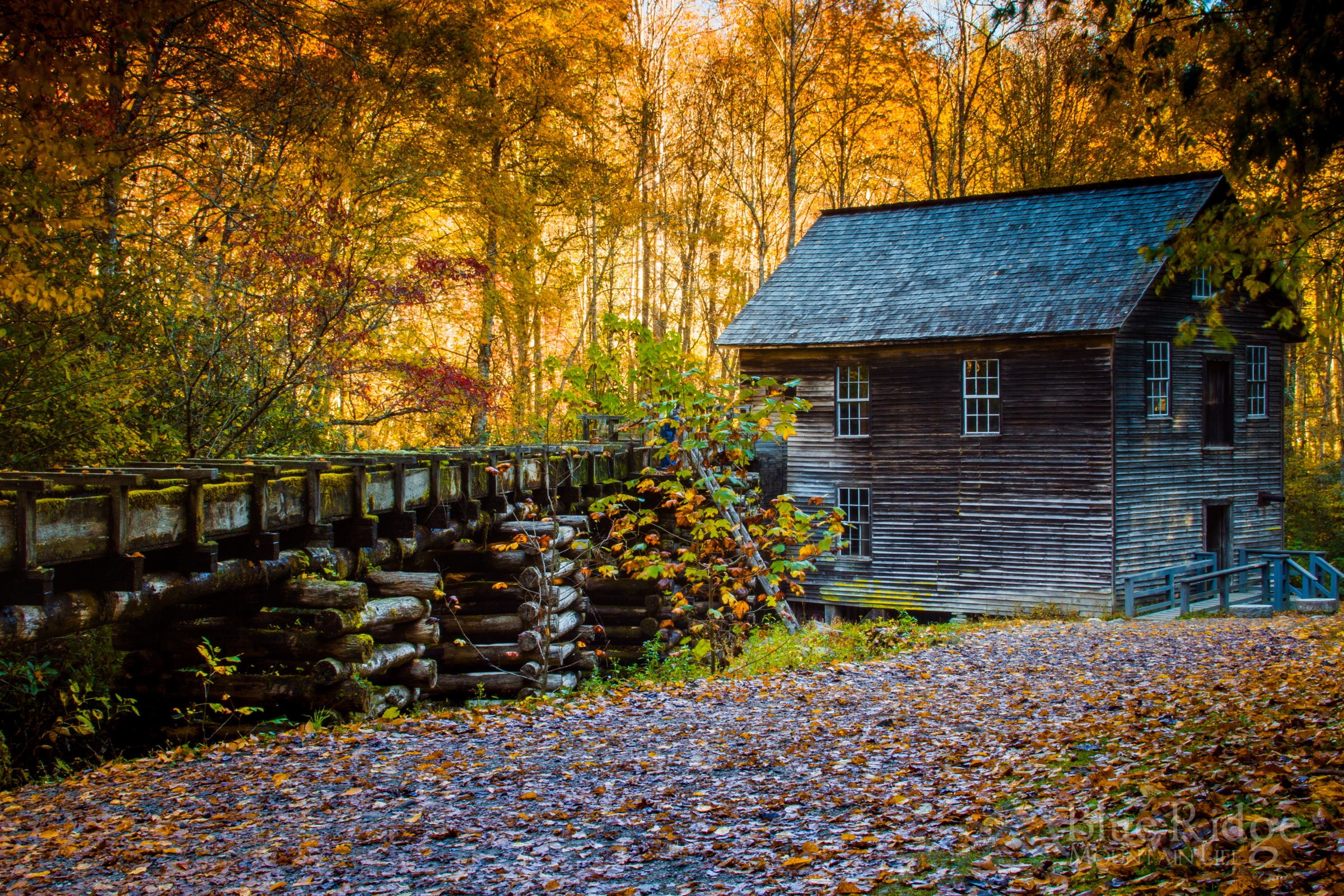 Fall at Mingus Mill