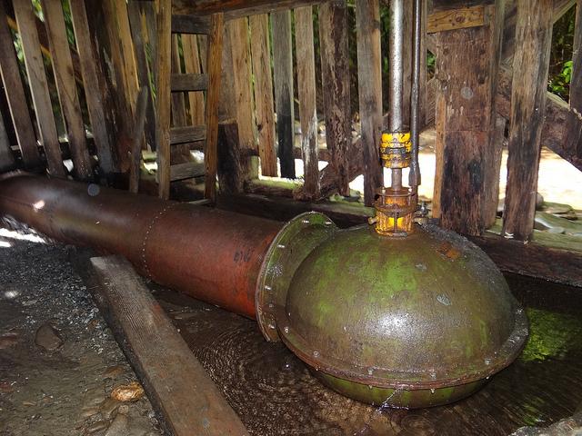 Mingus Mill Turbine