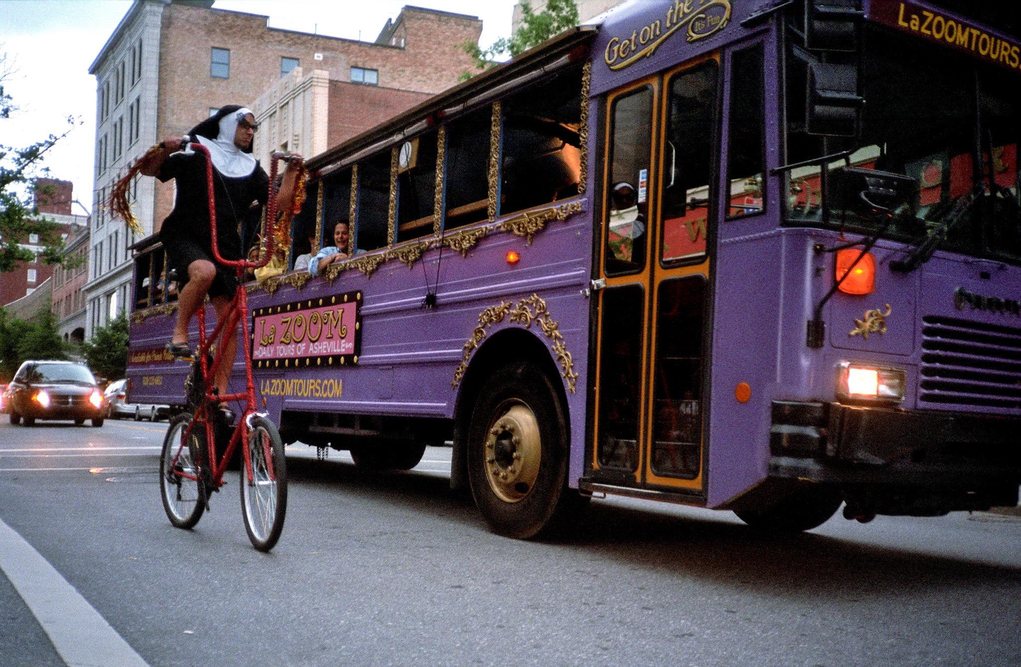 Asheville NC Bus Tour
