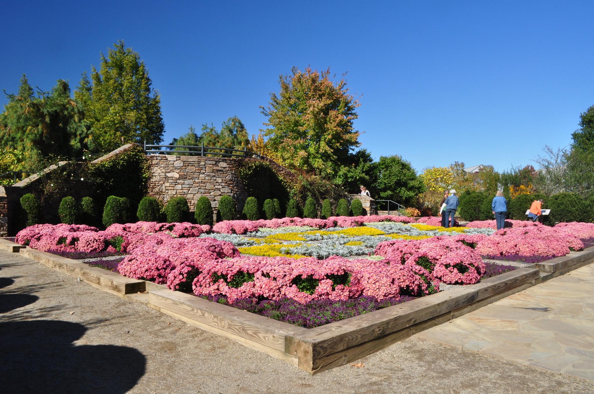 NC Arboretum Asheville NC