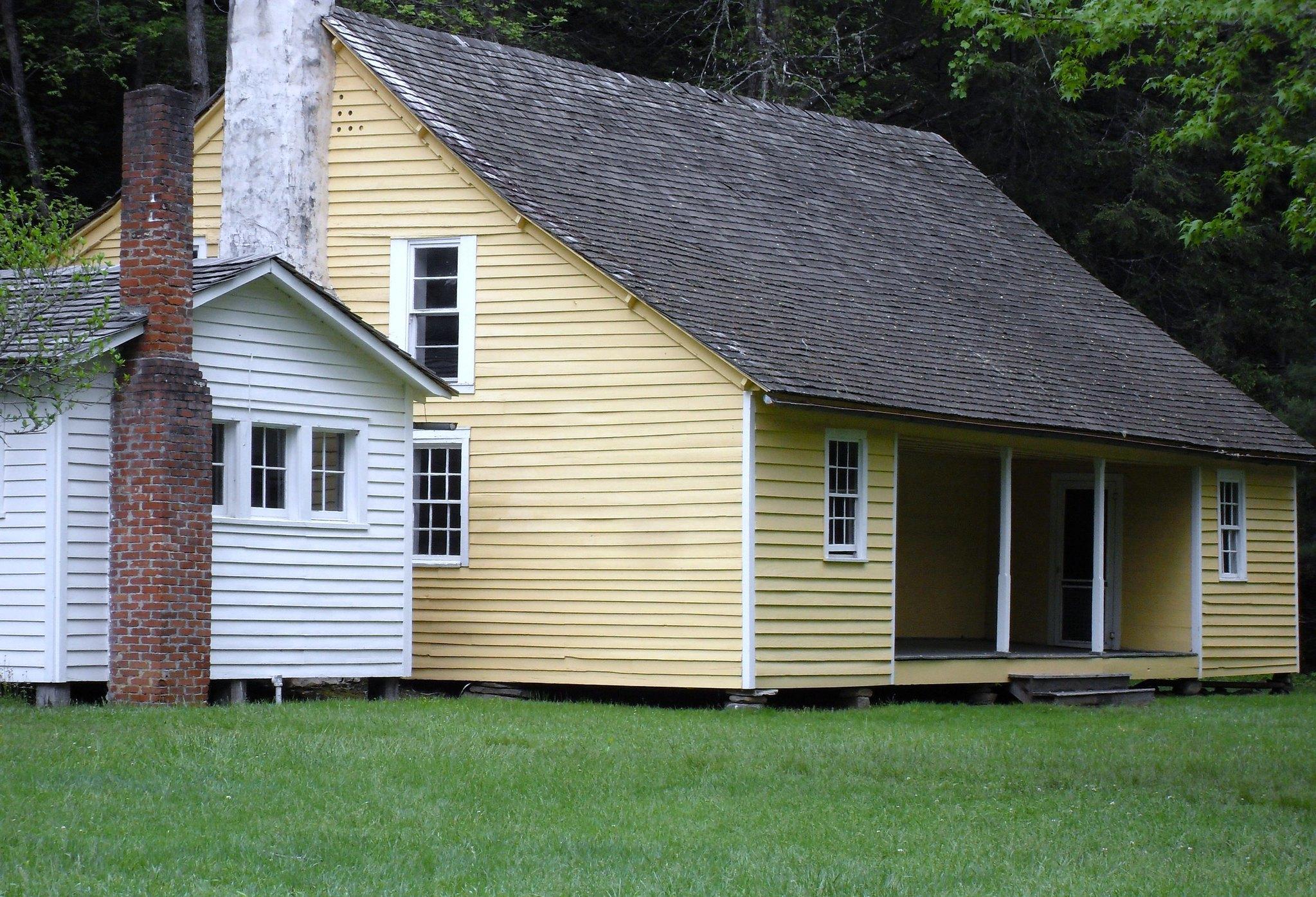 Palmer House Cataloochee Valley
