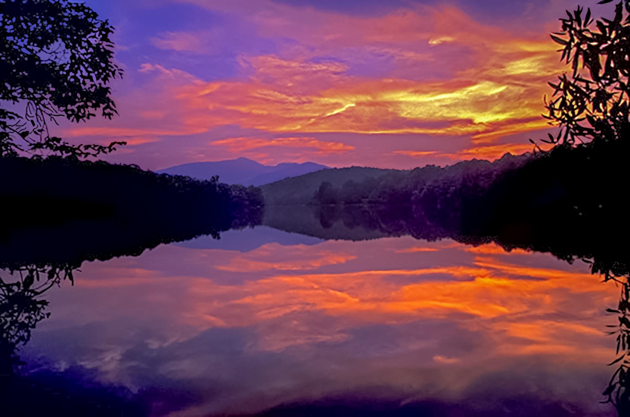 Julian Price Lake