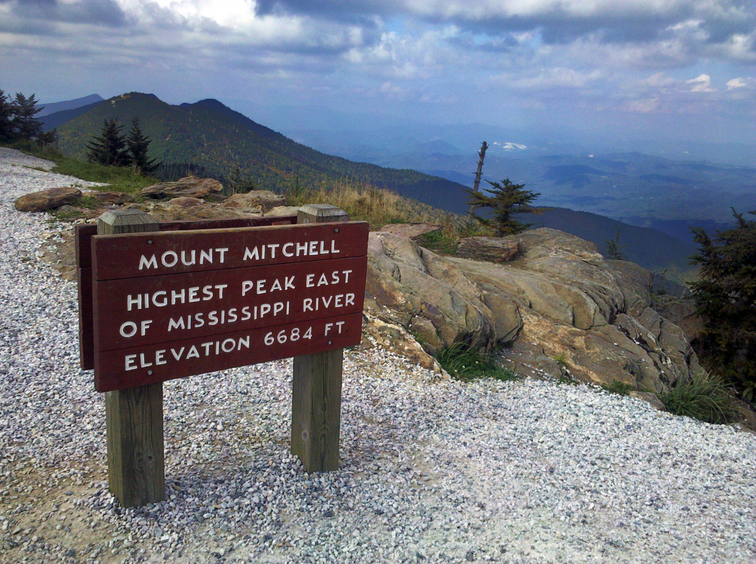 Mt Mitchell Picnic Area