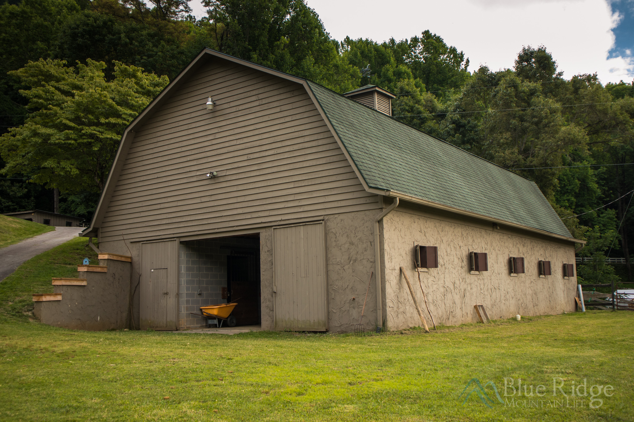 Nurture + Nature Barn