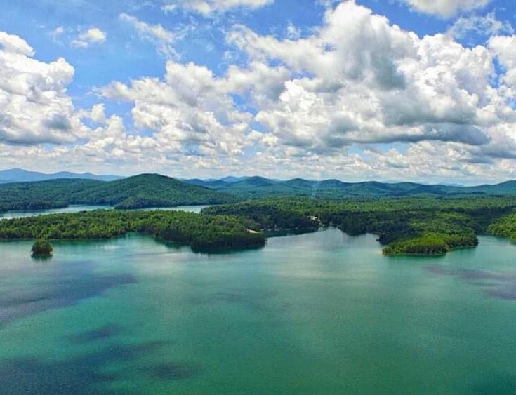 Nottely Lake Georgia