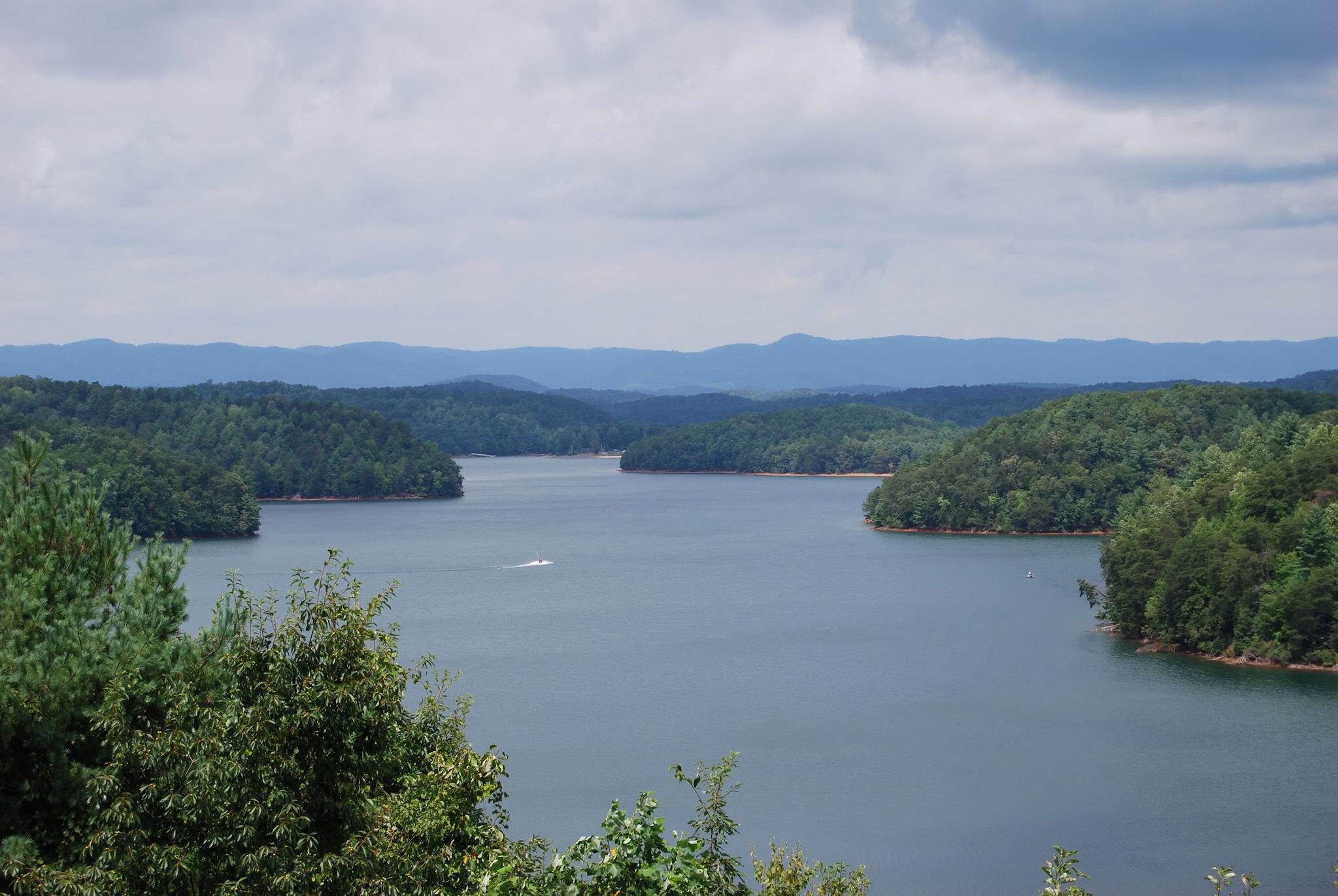 Philpott Lake Virginia