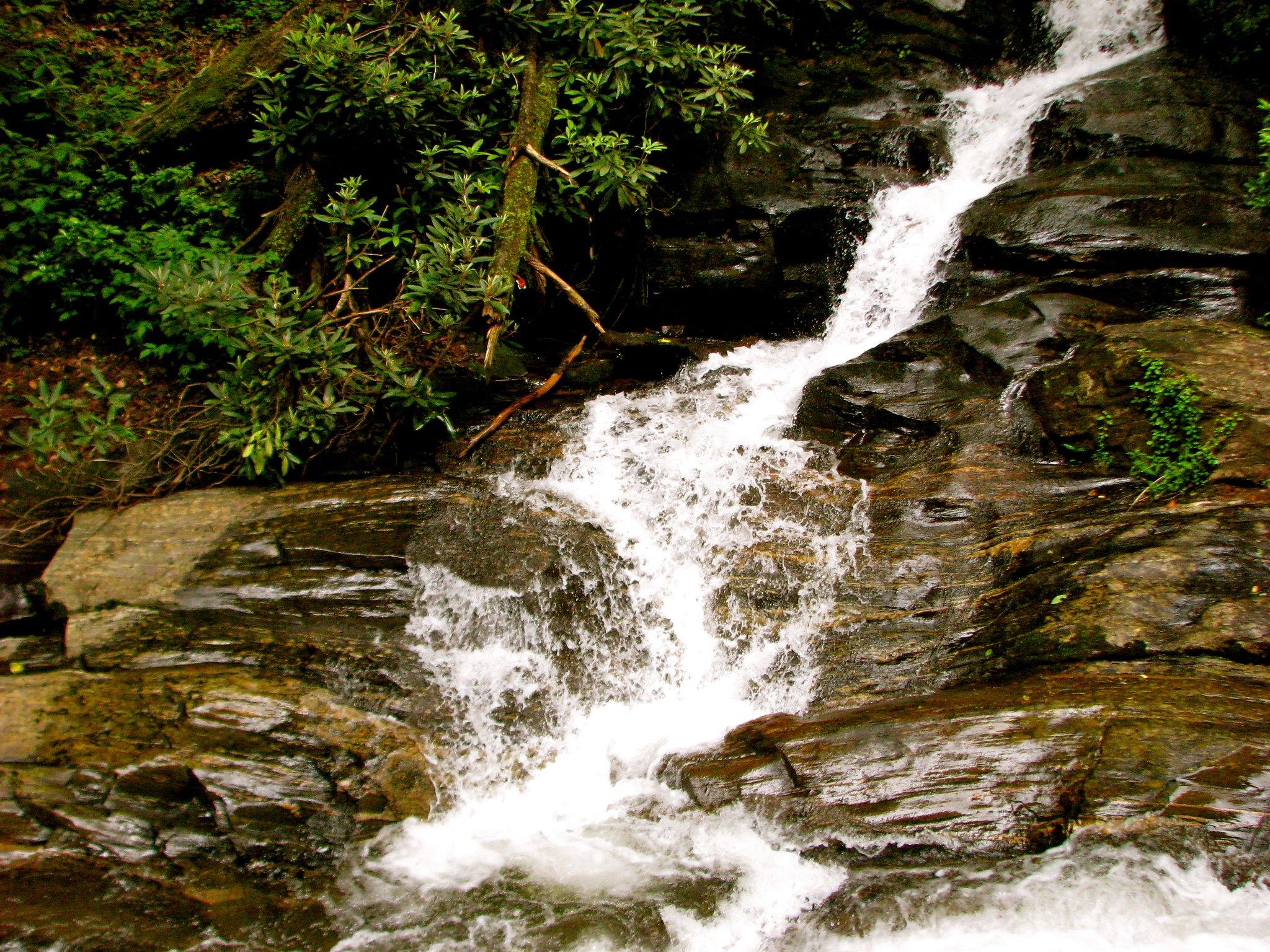 Dukes Creek Falls GA