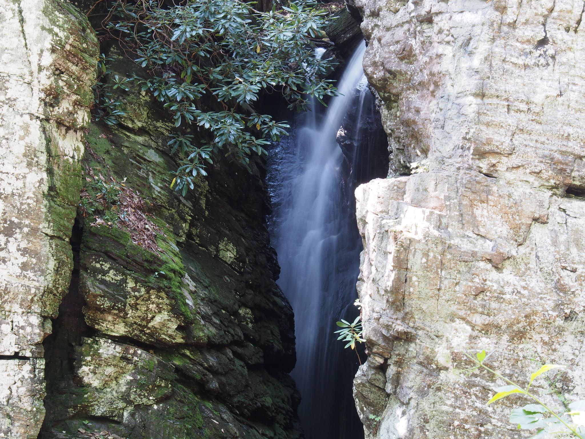 Raven Cliff Falls GA