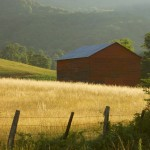10 Amazing Blue Ridge Mountain Barn Photos