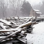 12 Simply Beautiful Blue Ridge Winter Photos